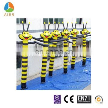 bee air dancer for event, sky dancer for show, air dancer for sale