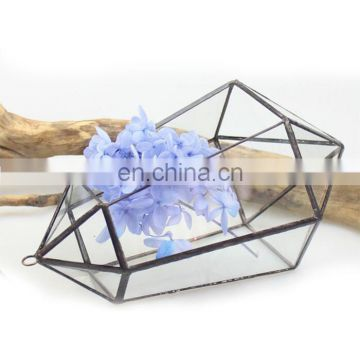terrarium geometric glass terrarium wholesale plant vase home decoration