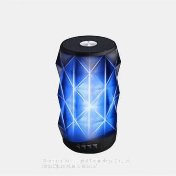 Hot style t232323a colorful wireless bluetooth speaker toonee LED light low tone cannon plug card mobile phone mini spea