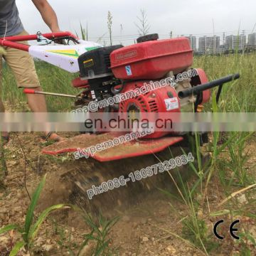 Rotavator cultivator model KP500,mini gasoline tiller for farming