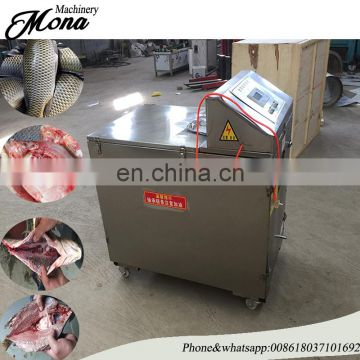 'Tilapia fish killing machine/carp cleaning scaling gutting removing machine