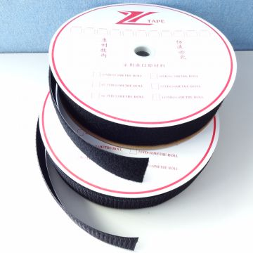 Self Adhesive Hook And Loop Tape Nylon Hook And Loop Adhesive Fire Retardantfire