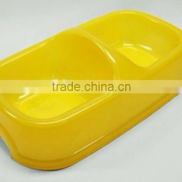 customized eco-friendly plastic dog bowl manufacturing