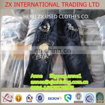 cheapest used clothes bundle mixed rags used clothing door-to-door high quality used clothes in bales