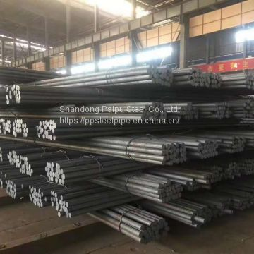 Stainless Steel Round Rod 304/304l 316/316l Stainless Carbon