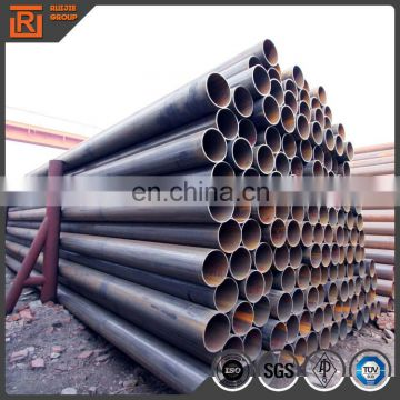 Construct round Tubes & carbon steel pipe hot sale size 60.3mm OD