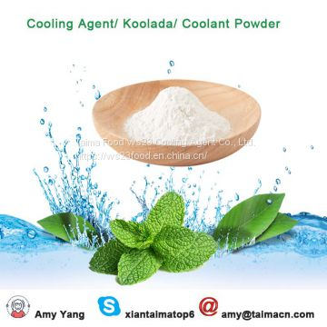 Food Additive Cooling Agent WS-3 Powder Used For Vape Juice
