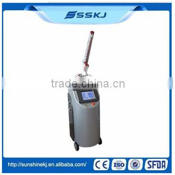 2017 Hot Saleingco2 fractional laser machine Vaginal Tighten remove wrinkle