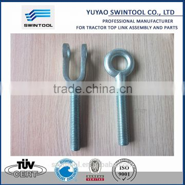 Special eye Ratchet load binder with wrench for tension work