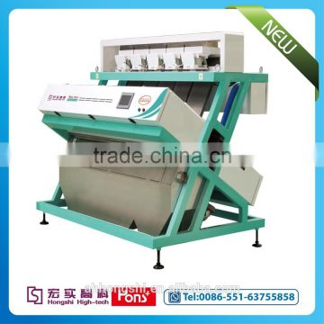 Cambodia pulse CCD color sorter machine from China, Hons+ company