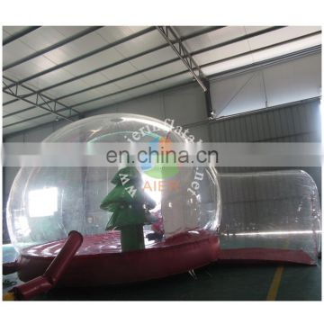 2016 Aier Empty Xmas Inflatable Snow Globes Manufacturers For Advertising