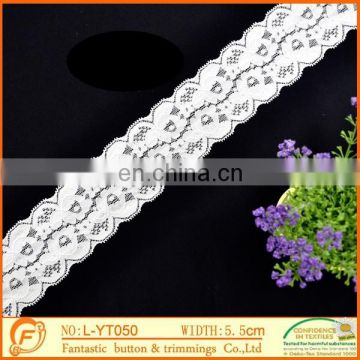 lace collar dressing lace elastic lace for wedding clothing trims