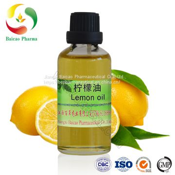 Pure and natural Lemon oil, Leon Peel Oil lemon fragrance, facoty directly supply