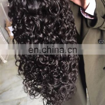 Hot style 2016 new cheap price factory price hot sale full lace human hair wig
