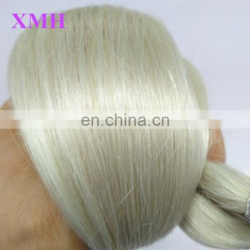 Hot Sale Indian Remy Blonde I tip Hair Extensions