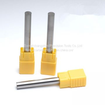 Solid Tungsten Carbide Rods cemented round rod bar for end mill drill bit with different sizes