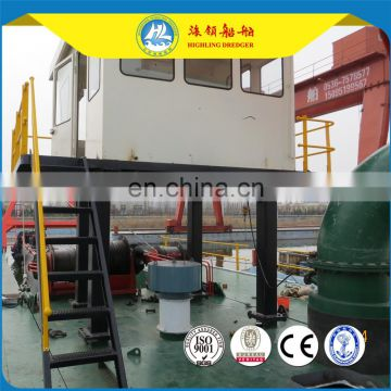 HL300 cutter suction dredger specification 12inch price hot sale