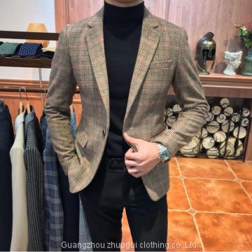 Men's fashion design new style  business clothing western style clothes business suit coat chinasupplier2010@outlook.com