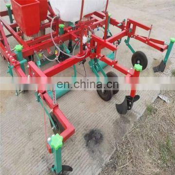 Easy to operate and factory supply Walking tractor corn sowing machine