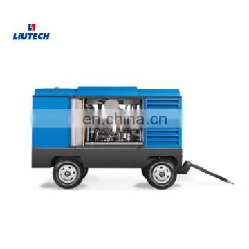 High efficiency price drive screw electric air compressor 220v with CE certificate