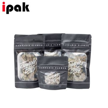 Child Proof Smell Bag Jungle Boys Weed Bags With Lock Zipper Mylar
