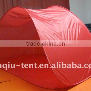 Big size 2 person pop up easy set up beach tent