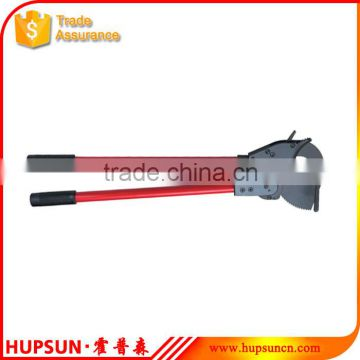 High quality Geman-type LK-960 hand rachet cable cutter tool for cutting copper and Aluminium Cable