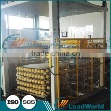 Glass Bottles Can Magnetic Stacking Machine Palletizing