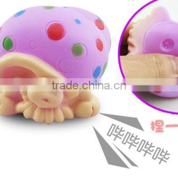 pvc bath toys floating with EN71, rubber floating animal rubber toy, pvc vinyl toy factory