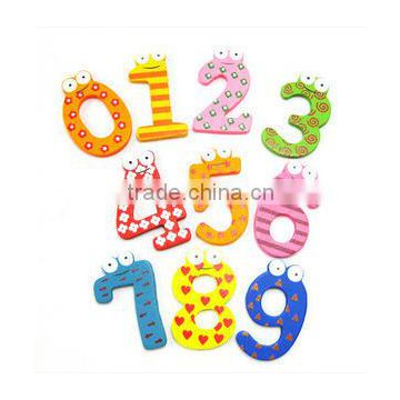 Magnetic digital stickers;kids magnetic board sticker;Numbers and symbols; educational math toys; math toys for kids