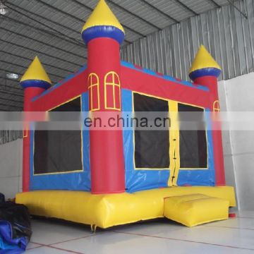 high quality cheap commercial grade indoor Inflatable castle bouncer for kids