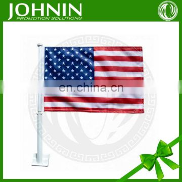 Top Quality 68D Polyester Different Design Car Flag Pole