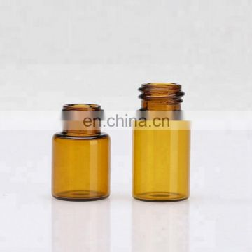 2ml 3ml  cheap small  refillable cosmect essential  oil sample bottle