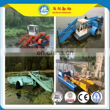Fully automatic river cleaning machinery(small type)HL-C60