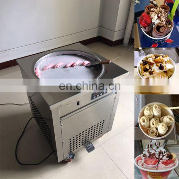 Manufacturer for tanks thai fried ice cream machine