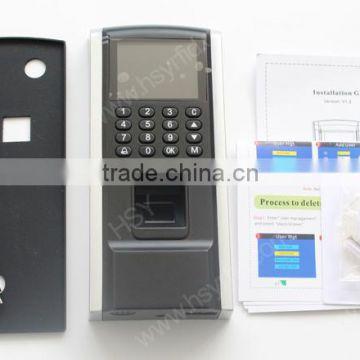 HSY-F801 TCP/IP network port biometric fingerprint scanner