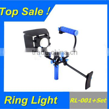 Bracket for camera Shoulder DSLR Rig Camera Rig Set Shoulder Support Kit Follow Focus(RL-001)