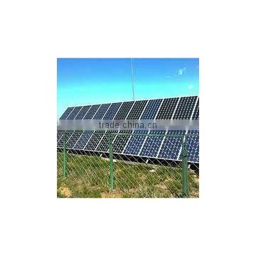 Both AC and DC output 4000w solar pv mounting system for ground installation