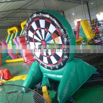 inflatable dart game goal for adult playing,best quality inflatable target game for sale