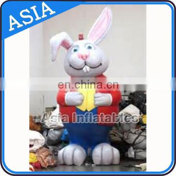 Hot Selling And Low Price Popular Egg Party Rabbit Easter Foil Balloon