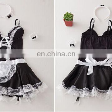 Sexy Girls Maid Skirt-French Adult Maid Cosplay-Womens Costumes