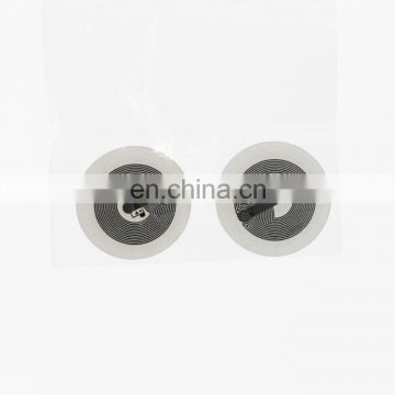 RFID sticker passive rewritable small mini cheap price NFC