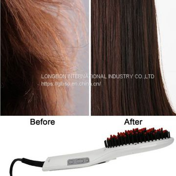 Hair Straightener brush-LB-269