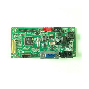 M770A LCD Controller Board with VGA HDMI Input