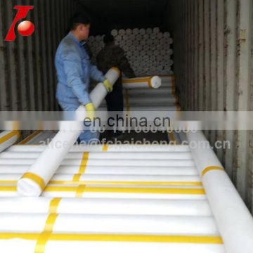 waterproof pe lamination covers roll packing poly tarp