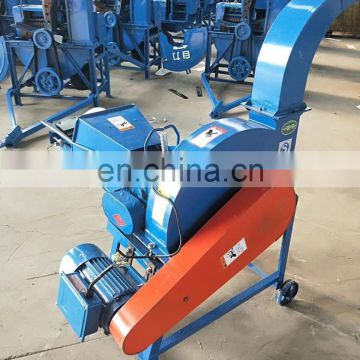 Advanced New Type Wheat Straw Cutter MachineStraw Chopping Machine China Supplier