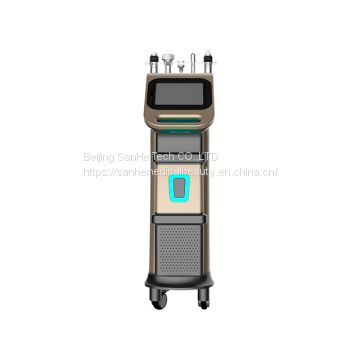 Best selling new product RF wrinkle removal Fractional microneedle RF skin rejuvenation machine for sale