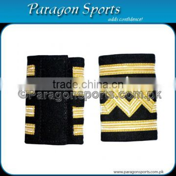Navy Epaulettes Merchant Navy Masters Epaulettes With Gold Wire French