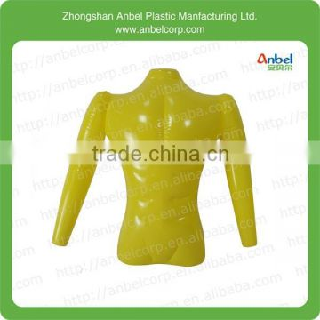 Woman Whole Body Inflatable Mannequin Dummy Torso Model upper body