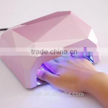 2016 hot & New LED UV Nail Gel Curing Lamps For Manicure 36w UV LED machine for nail gel